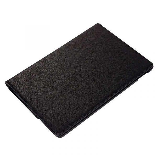 funda ipad pro 11 pulg giratoria polipiel negro