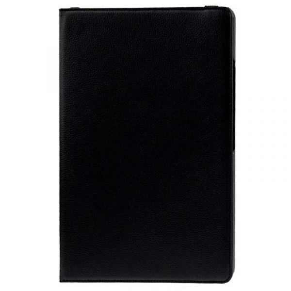Funda iPad Pro 12.9 pulg Giratoria Polipiel Negro 2