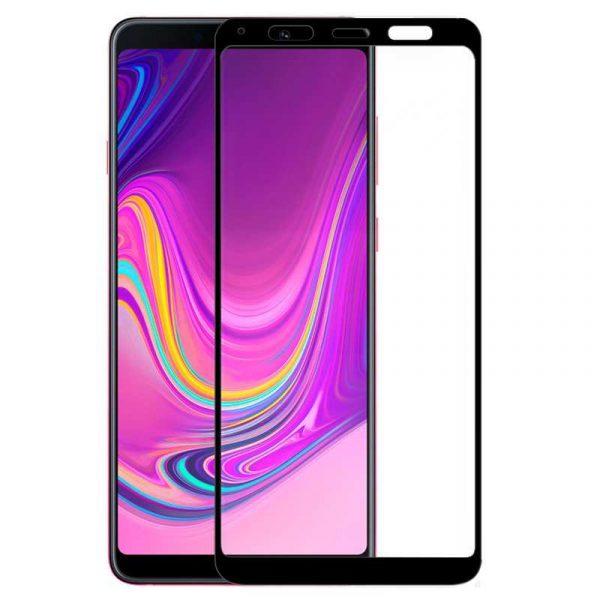 protector pantalla cristal templado samsung a920 galaxy a9 2018 full 3d negro