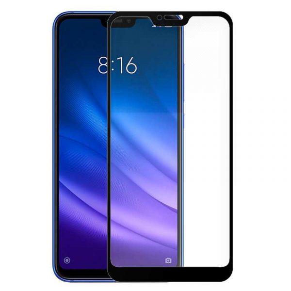 protector pantalla cristal templado xiaomi mi8 lite full 3d negro