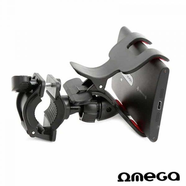soporte universal de bicicleta omega para smartphone 2