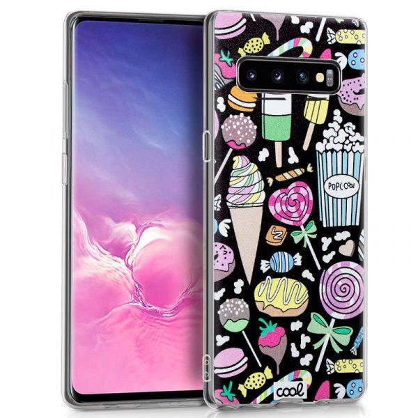 Carcasa Samsung G973 Galaxy S10 Dibujos Dulces 1