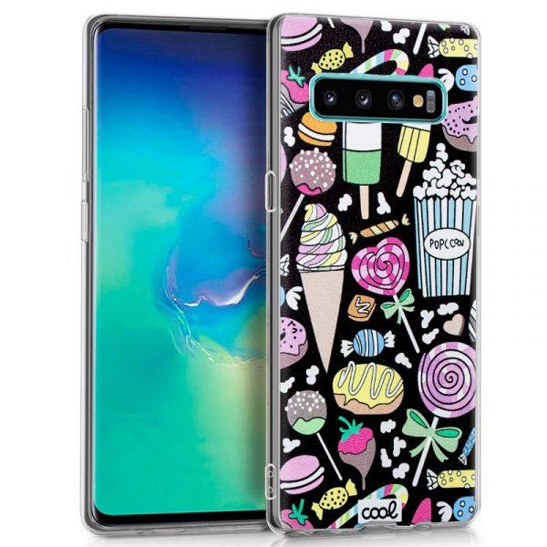 Carcasa Samsung G975 Galaxy S10 Plus Dibujos Dulces 1