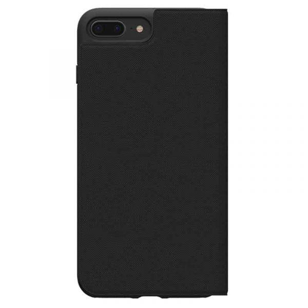 Funda Flip Cover iPhone 6 Plus / 6s Plus Licencia Adidas Negro 3