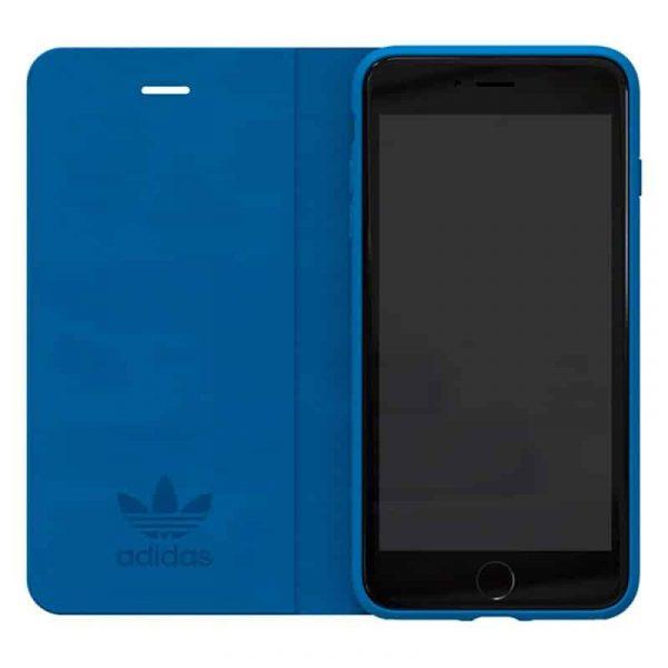 funda flip cover iphone 7 plus iphone 8 plus licencia adidas azul3