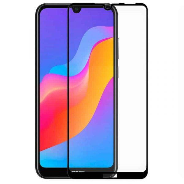 protector pantalla cristal templado huawei y6 2019 honor 8a full 3d negro