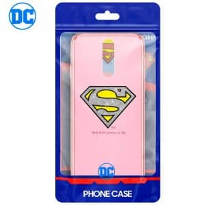 carcasa huawei mate 10 lite licencia dc glitter superman