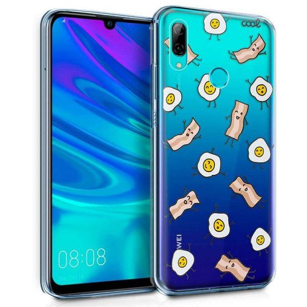 Carcasa Huawei P Smart (2019) / Honor 10 Lite Clear Bacon 1