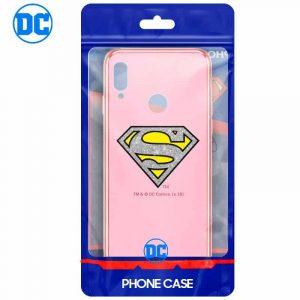 Carcasa Huawei P20 Lite Licencia DC Glitter Superman 3