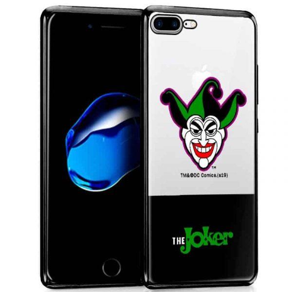 carcasa iphone 7 plus iphone 8 plus licencia dc joker2
