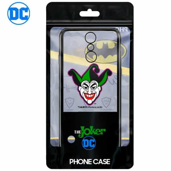 Carcasa LG K10 (2017) Licencia DC Joker 2