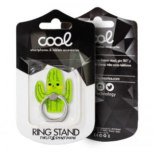 soporte ring stand cool cactus2