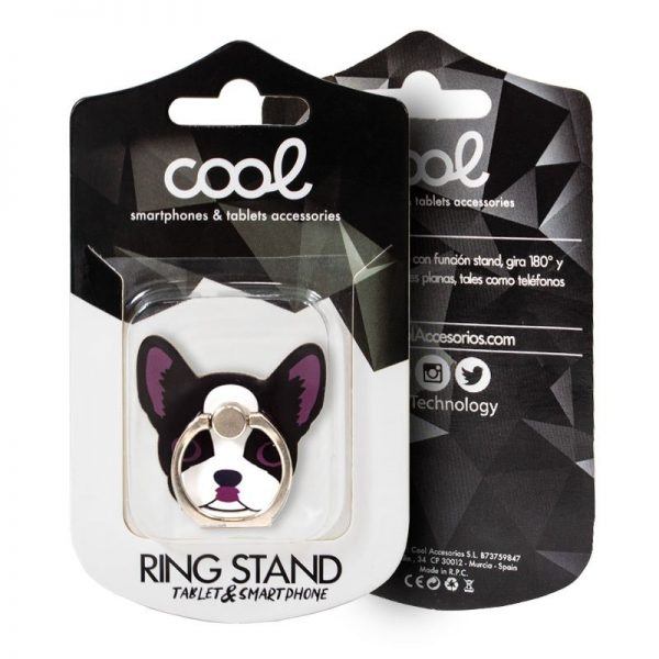 soporte ring stand cool dog2