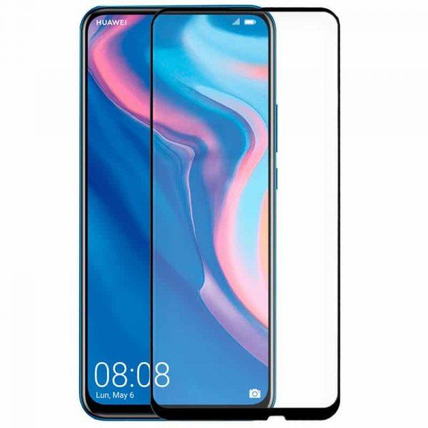 protector pantalla cristal templado huawei p smart z full 3d negro