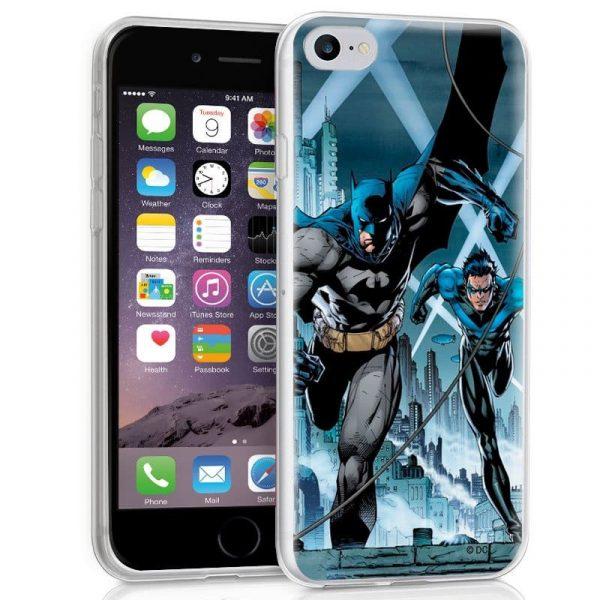 carcasa iphone 6 plus 6s plus licencia dc batman1