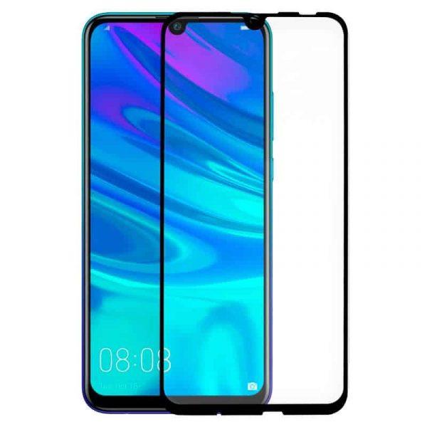 protector pantalla cristal templado huawei p smart plus 2019 full 3d negro