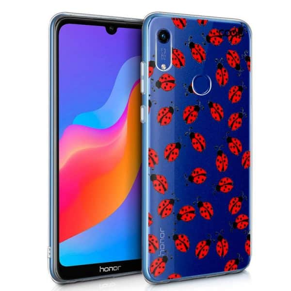 Carcasa Huawei Y6 (2019) / Honor 8A Clear Mariquitas 1