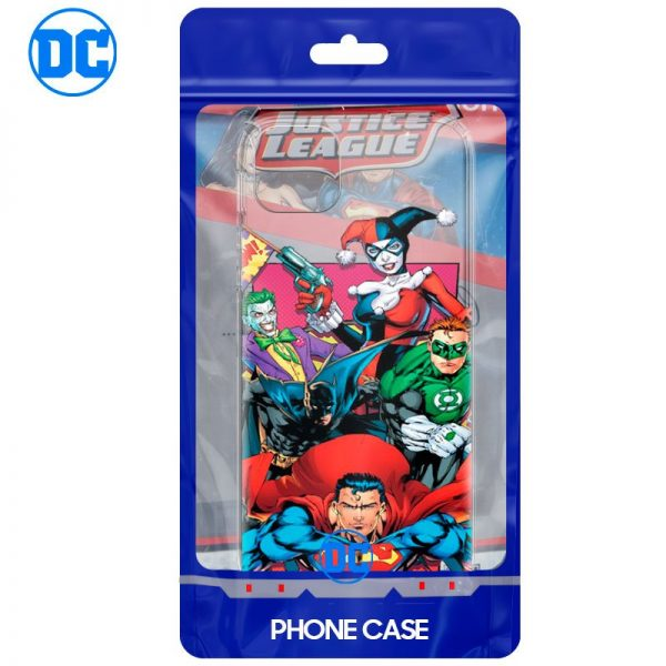 carcasa iphone 11 pro licencia dc liga justicia2