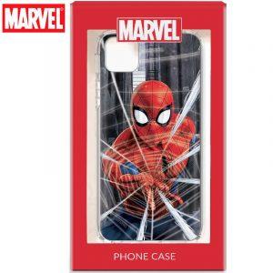 carcasa iphone 11 pro licencia marvel spider man2