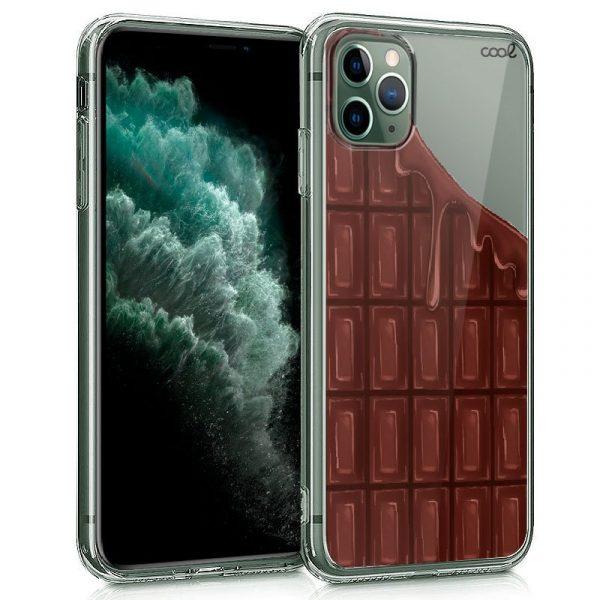 Carcasa iPhone 11 Pro Max Clear Chocolate 1