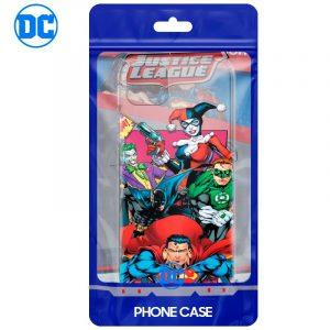 carcasa iphone 11 pro max licencia dc liga justicia2