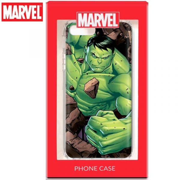 Carcasa iPhone 7 Plus / 8 Plus Licencia Marvel Hulk 2