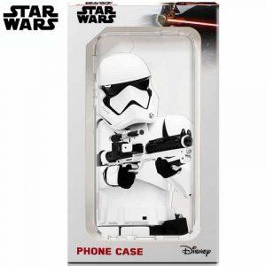 carcasa iphone 7 plus 8 plus licencia star wars stormtrooper2