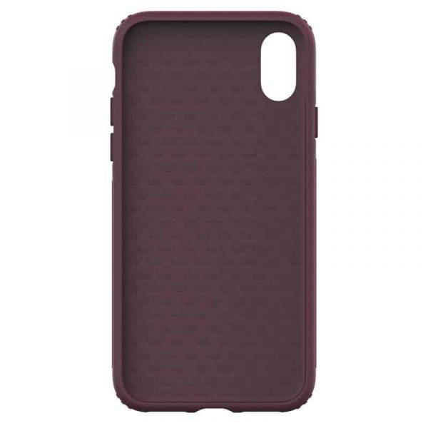 carcasa iphone x iphone xs licencia adidas hard violeta4