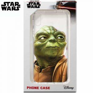 carcasa iphone xs max licencia star wars yoda2