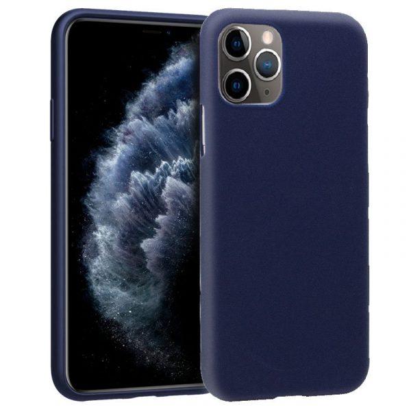 funda silicona iphone 11 pro azul1