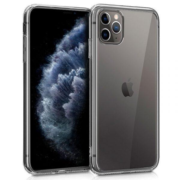 funda silicona iphone 11 pro transparente1