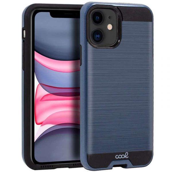 carcasa iphone 11 aluminio azul1