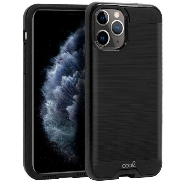 Carcasa iPhone 11 Pro Aluminio Negro 1
