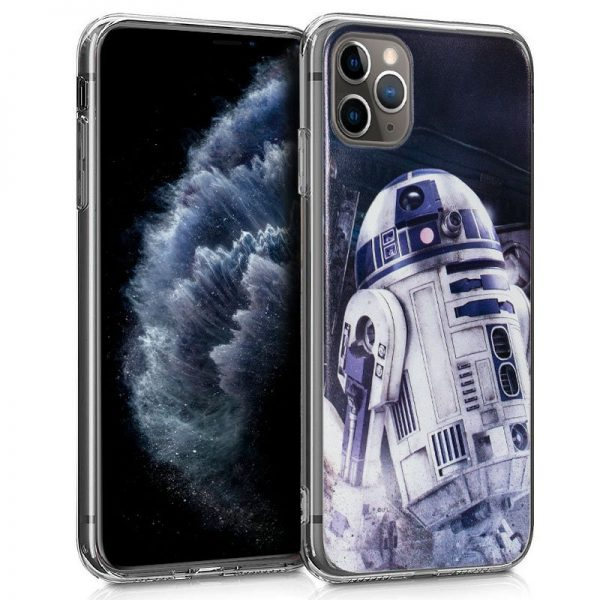 Carcasa iPhone 11 Pro Licencia Star Wars R2D2 1