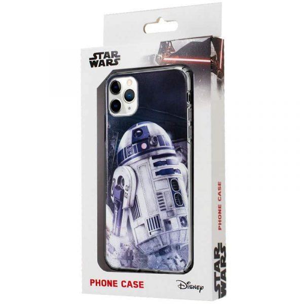 Carcasa iPhone 11 Pro Licencia Star Wars R2D2 2
