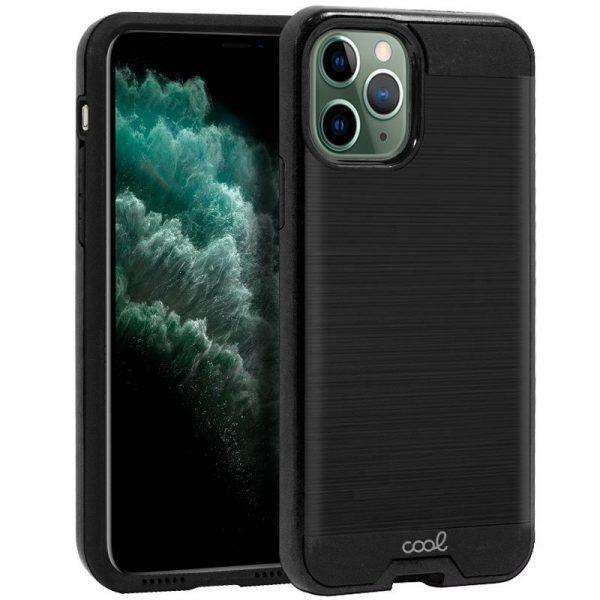 carcasa iphone 11 pro max aluminio negro1