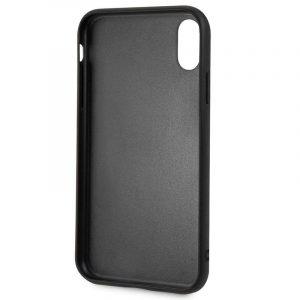 carcasa iphone xr licencia bmw piel negro3