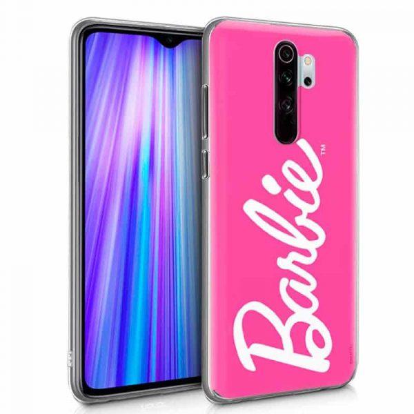 Carcasa Xiaomi Redmi Note 8 Pro Licencia Barbie 1