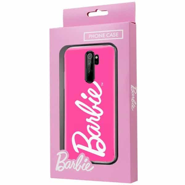 Carcasa Xiaomi Redmi Note 8 Pro Licencia Barbie 2