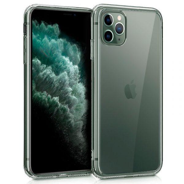 funda silicona iphone 11 pro max transparente1