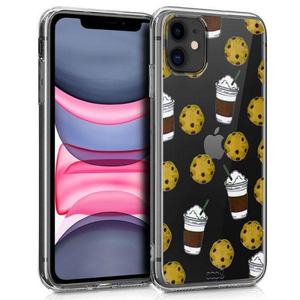 Carcasa iPhone 11 Clear Cookies 1