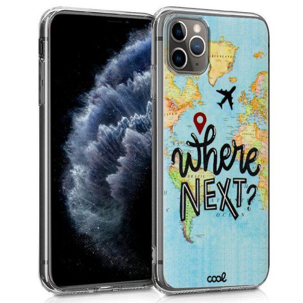 carcasa iphone 11 pro dibujos travel1