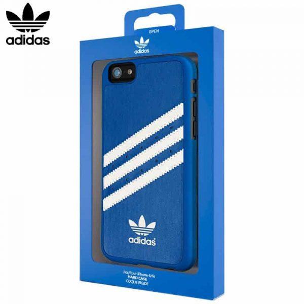Carcasa iPhone 6 / 6s Licencia Adidas Hard Azul 2