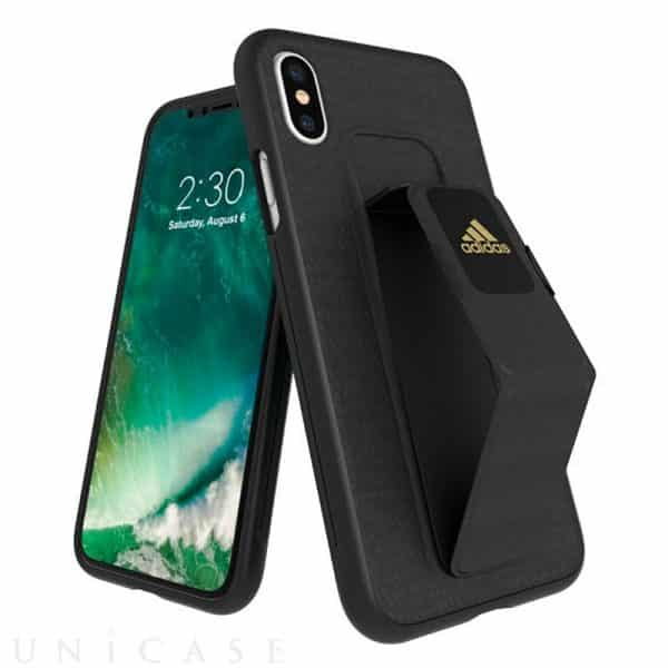 carcasa iphone x iphone xs licencia adidas grip case negra1