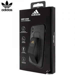 carcasa iphone x iphone xs licencia adidas grip case negra2