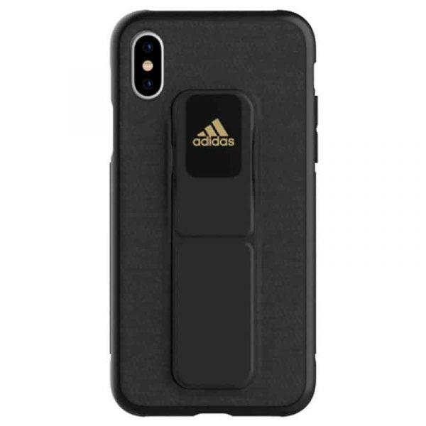 carcasa iphone x iphone xs licencia adidas grip case negra3