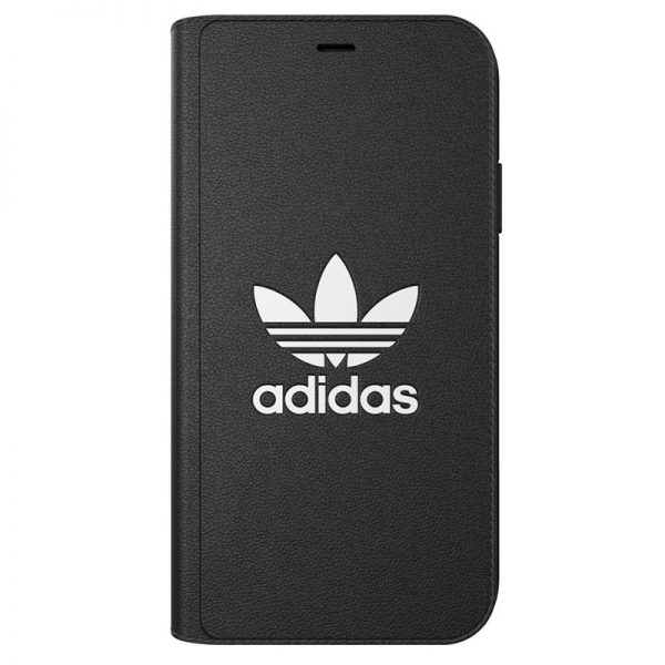Funda Con Tapa iPhone XR Licencia Adidas Negro 3