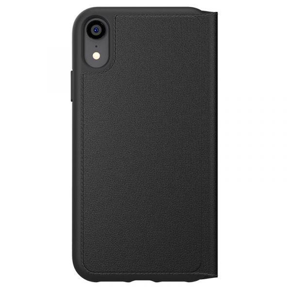 Funda Con Tapa iPhone XR Licencia Adidas Negro 4