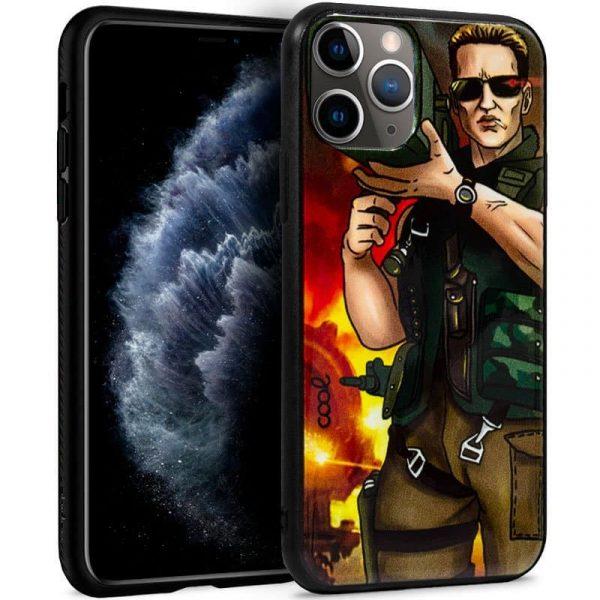 carcasa iphone 11 pro dibujos bazoka2
