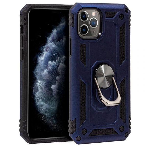 carcasa iphone 11 pro hard anilla azul1